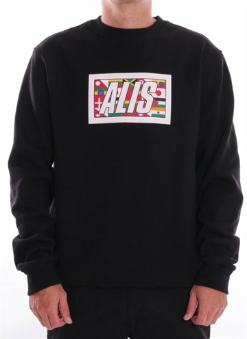 Worldwide crew neck fra Alis