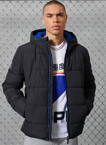 Superdry Sports Puffer Jakke