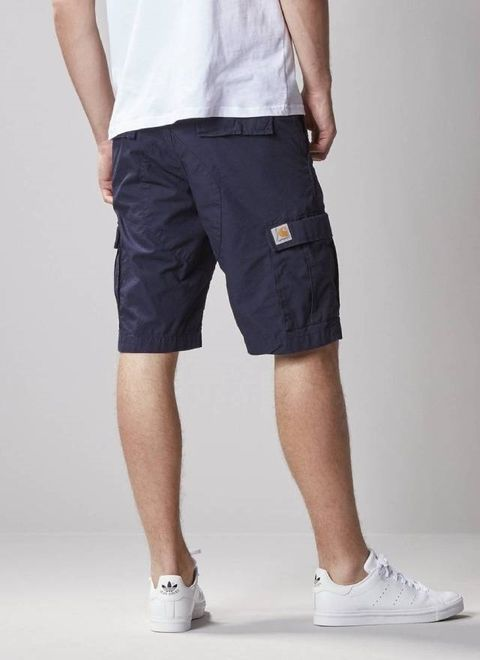 Aviation Columbia Shorts Fra Carhartt i Dark Navy