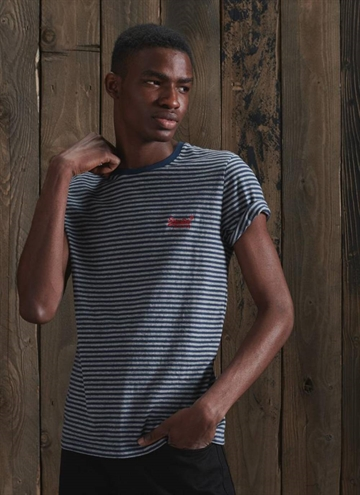 Superdry OL Stripe T-Shirt