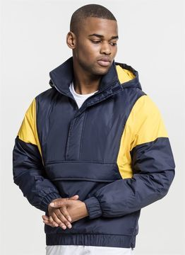 Urban Classics 2-Tone Pull Over Jacket