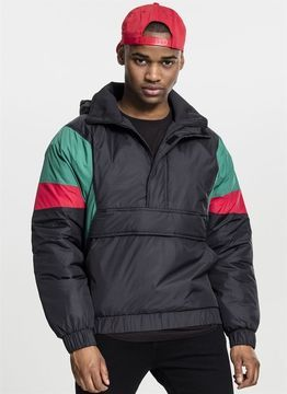 Urban Classics 3-Tone Pull Over Jacket