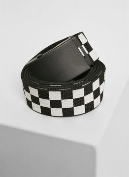 Urban Classics Adjustable Checker Belt