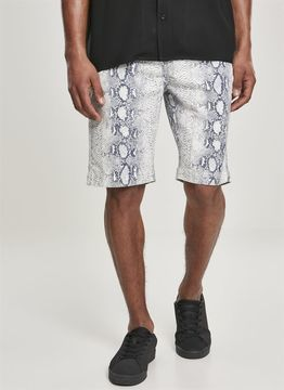 AOP Stretch Shorts