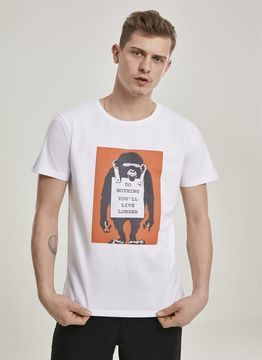 Banksy Do Nothing Tee
