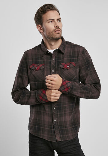 Brandit Duncan Checked Shirt
