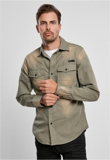 Brandit Hardee Denim Shirt