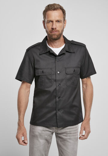 Brandit Short Sleeves US Shirt