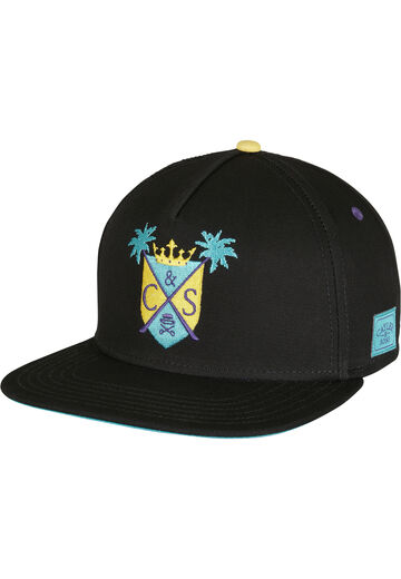 Cayler And Sons C&S WL Miami Crest Snapback