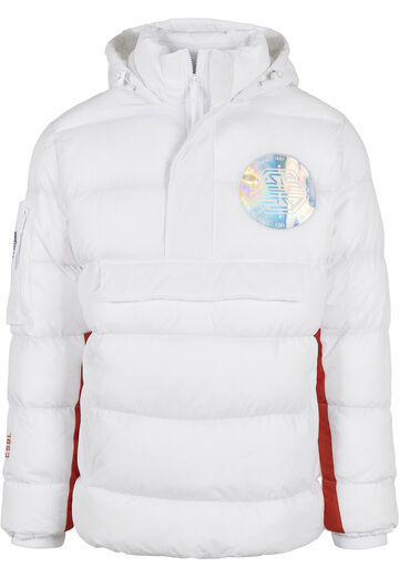 Cayler And Sons CSBL Mission Control Half Zip Puffer Jacket