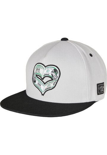 Cayler And Sons MONEY HEART Snapback Cap