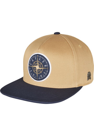 Cayler And Sons NAVIGATING Snapback Cap