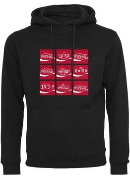 Coca Cola International Logo Hoody