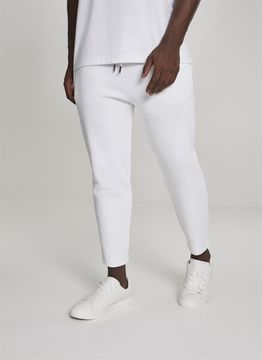 Cropped Heavy Pique Pants