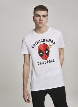 Deadpool Chimichanga Tee