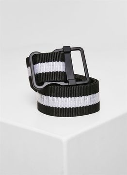 Urban Classics Easy Belt with Stripes