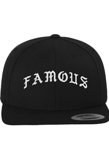 Famous Famous Old Snapback
