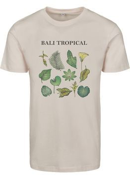 Mister Tee Ladies Ladies Bali Tropical Tee