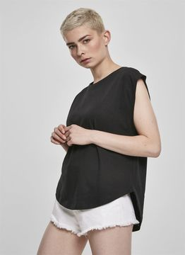 Urban Classics Ladies Ladies Basic Shaped Tee