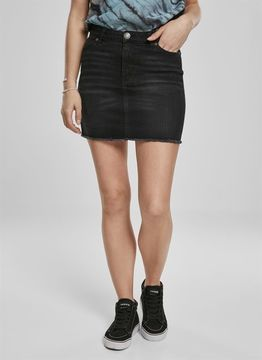 Urban Classics Ladies Ladies Denim Skirt