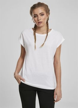 Urban Classics Ladies Ladies Extended Shoulder Tee 2-Pack