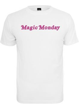 Mister Tee Ladies Ladies Magic Monday Slogan Tee