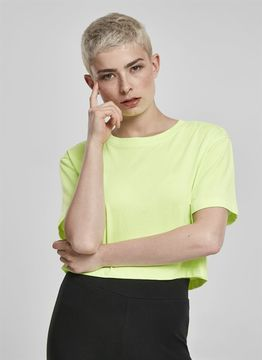 Urban Classics Ladies Ladies Short Oversized Neon Tee