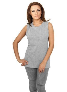 Urban Classics Ladies Ladies Sleeveless Pocket Tee