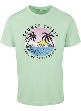 Mister Tee Ladies Ladies Summer Spirit Tee