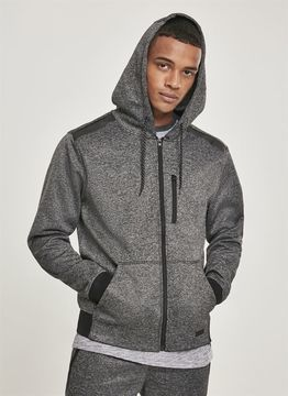 Southpole Marled Tech Fleece Full Zip Hoody