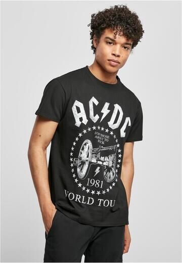 Merchcode ACDC For Those About To Rock Tee