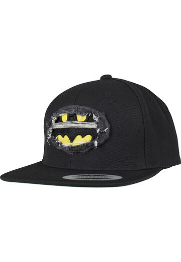 Merchcode Destroyed Batman Snapback