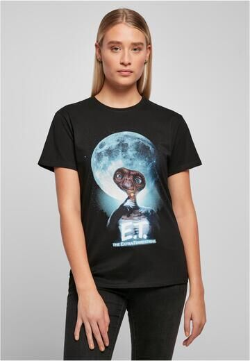 Merchcode Ladies Ladies E.T. Face Tee
