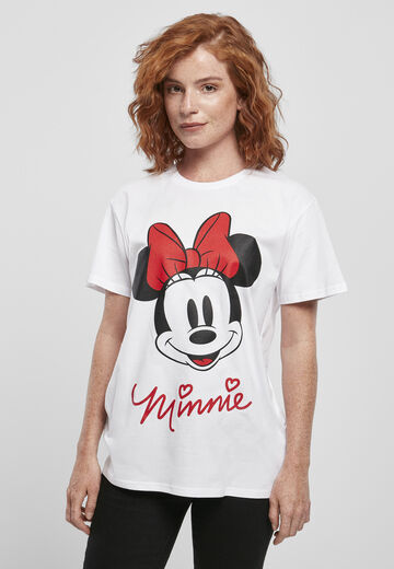 Merchcode Ladies Ladies Minnie Mouse Tee