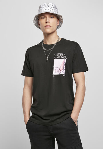 Mister Tee All Day Every Day Pink Tee