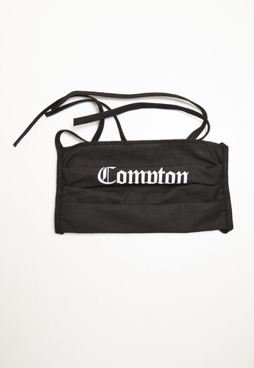 Mister Tee Compton Face Mask 2-Pack