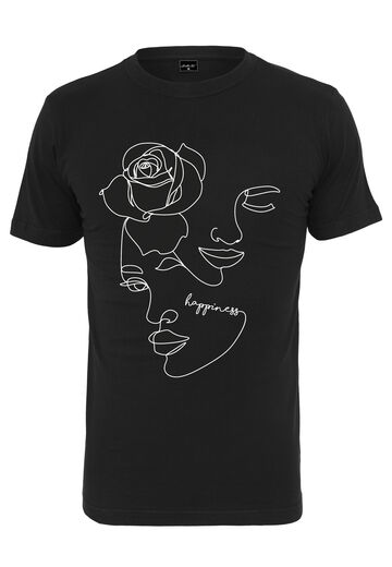 Mister Tee Ladies Ladies One Line Rose Tee