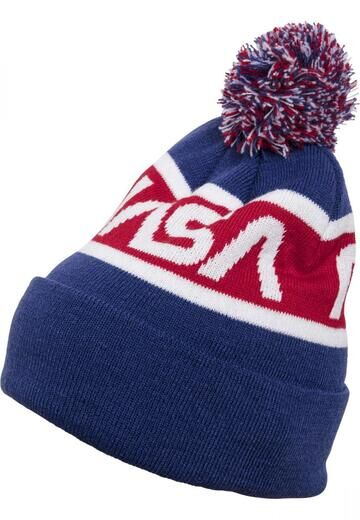 Mister Tee NASA Beanie Knitted
