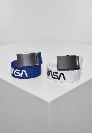 Mister Tee NASA Belt 2-Pack extra long