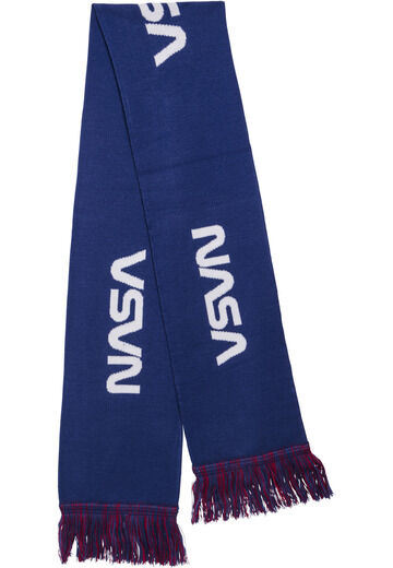Mister Tee NASA Scarf Knitted