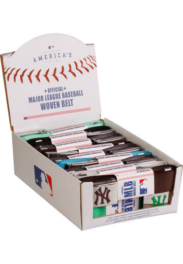 Mstrds MLB Wovenbelt Display