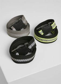 Urban Classics Reflective Belt 3-Pack