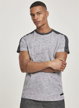 Southpole Shoulder Panel Tech Tee