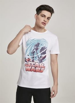 Star Wars Hot Swirl Tee