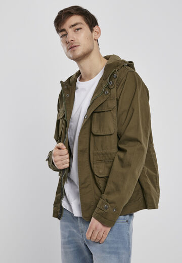Urban Classics Cotton Field Jacket
