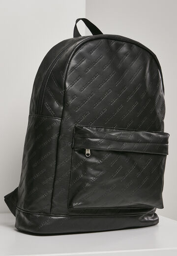 Urban Classics Imitation Leather Backpack