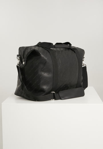 Urban Classics Imitation Leather Weekender