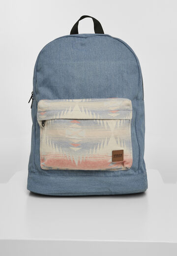 Urban Classics Inka Backpack Denim