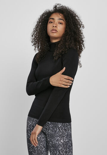 Urban Classics Ladies Ladies Basic Turtleneck Sweater