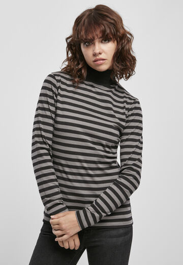 Urban Classics Ladies Ladies Y/D Turtleneck LS